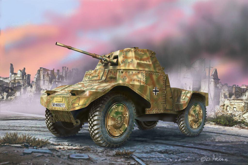 comp_09_03259-Armoured-Scout-Vehicle-P204-f Direkt von der Revell Neuheitenshow - die Neuheiten des I. Quartals 2017