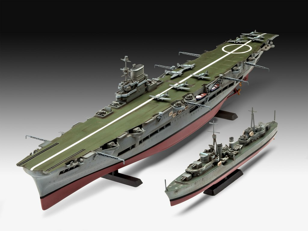 comp_20_05149-HMS-Ark-Royal-Tribal-Class-Destroyer Direkt von der Revell Neuheitenshow - die Neuheiten des I. Quartals 2017
