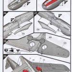 Airfix-05130-Curtiss-P-40B-Bauanleitung.5-150x150 75 Jahre Pearl Harbor - Curtiss P-40B Warhawk 1:48 von Airfix # A05130