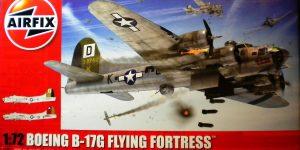 Boeing B-17G von Airfix 1:72 ( # A08017)