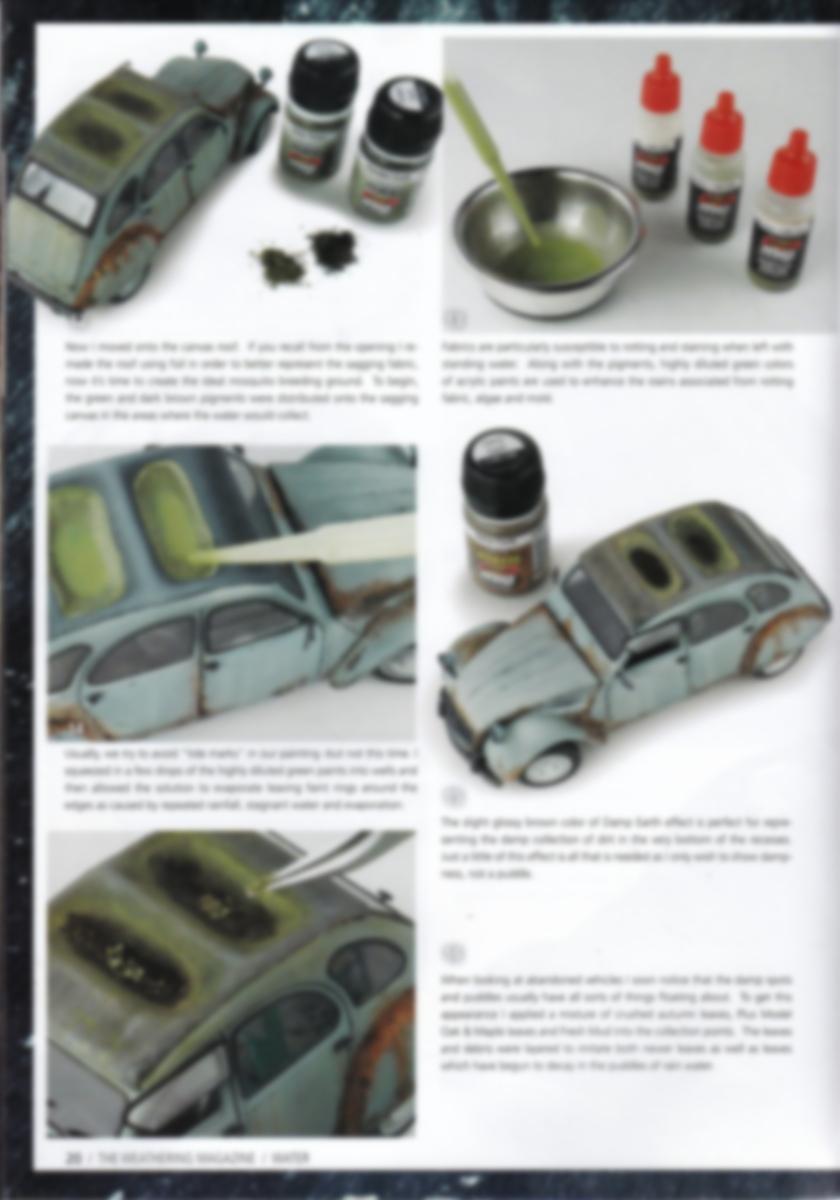 Ammo-by-MiG-Weathering-Magazine-Water-Rost-auf-2CV-3 Weathering Magazine: Anleitung zur Darstellung von Rost