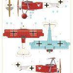 Eduard-7438-Fokker-Dr.-I-WEEKEND-6-150x150 Fokker Dr. I WEEKEND 1:72 (Eduard # 7438)