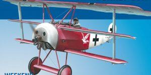 Fokker Dr. I WEEKEND 1:72 (Eduard # 7438)