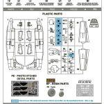 Eduard-8079-Bell-X-1-Machbuster-2-150x150 Eduard X-1 Mach Buster 8079