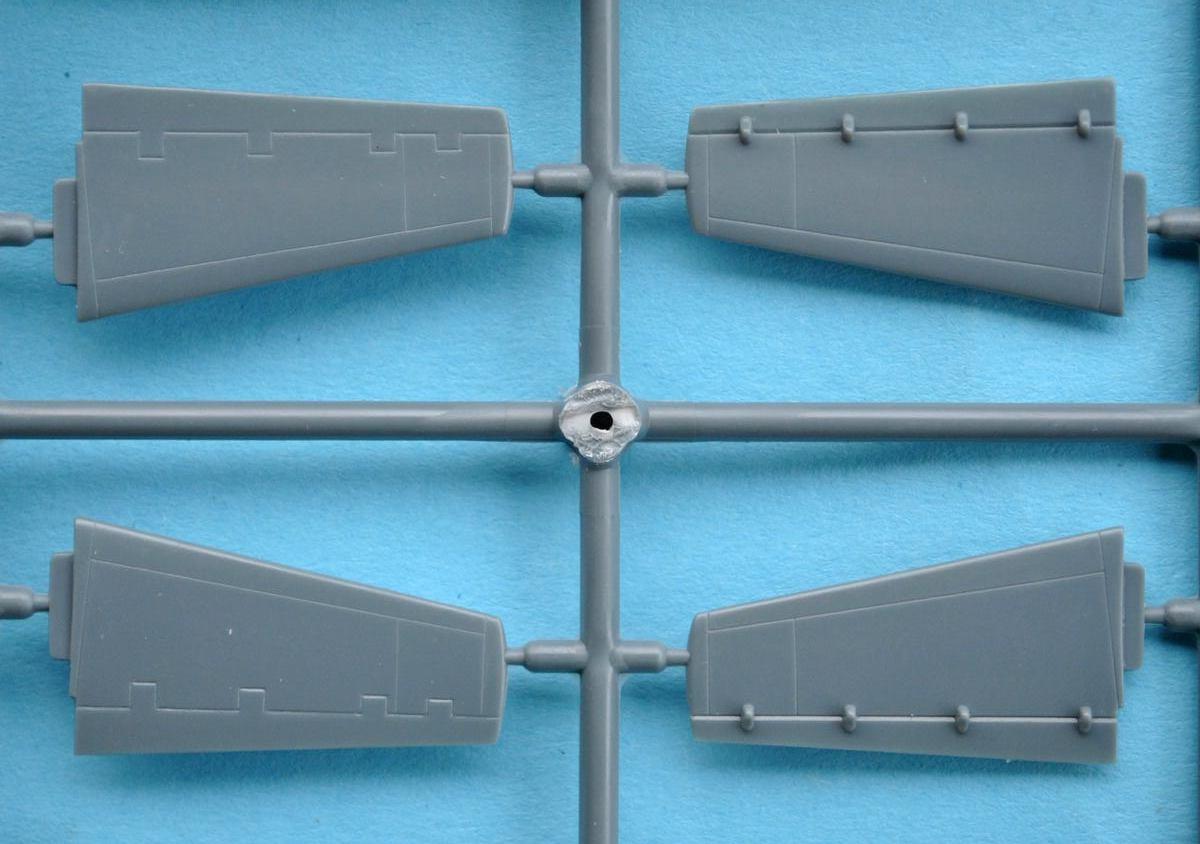 Eduard-8079-Bell-X-1-Machbuster-21 Eduard X-1 Mach Buster 8079
