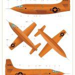 Eduard-8079-Bell-X-1-Machbuster-Markierungsanleitung-1-150x150 Eduard X-1 Mach Buster 8079