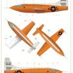 Eduard-8079-Bell-X-1-Machbuster-Markierungsanleitung-2-150x150 Eduard X-1 Mach Buster 8079