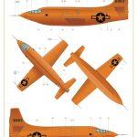 Eduard-8079-Bell-X-1-Machbuster-Markierungsanleitung-3-150x150 Eduard X-1 Mach Buster 8079