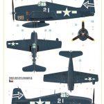 Eduard-84133-F6F-5N-Hellcat-Nightfighter-13-150x150 F6F-5N Hellcat Nightfighter 1:48 ( Eduard 84133 )