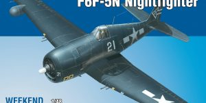 F6F-5N Hellcat Nightfighter 1:48 ( Eduard 84133 )