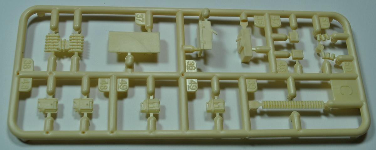 """MACO-7221-PzKpfWg.-II-Ausf.-L-mit-Zusatzpüanzerung-10 Panzer II Ausf. L """"Luchs"""" mit Zusatzpanzerung von MACO ( # 7221)"""