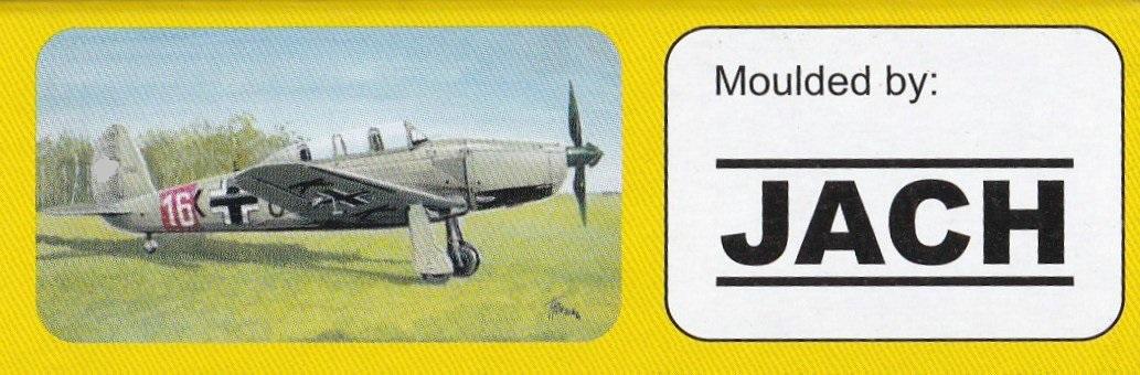 Mark-I-Models-Ar-96B-Ubiquitous-trainer-3 Arado Ar 96B und Avia C.2 von Mark I Models in 1:144