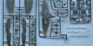 Spitfire Mk. II von Revell in 1:72 Testshot