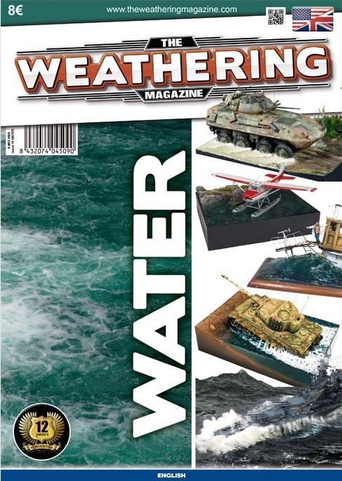 The-waethering-Magazine-issue-10-water- Weathering Magazine: Anleitung zur Darstellung von Rost