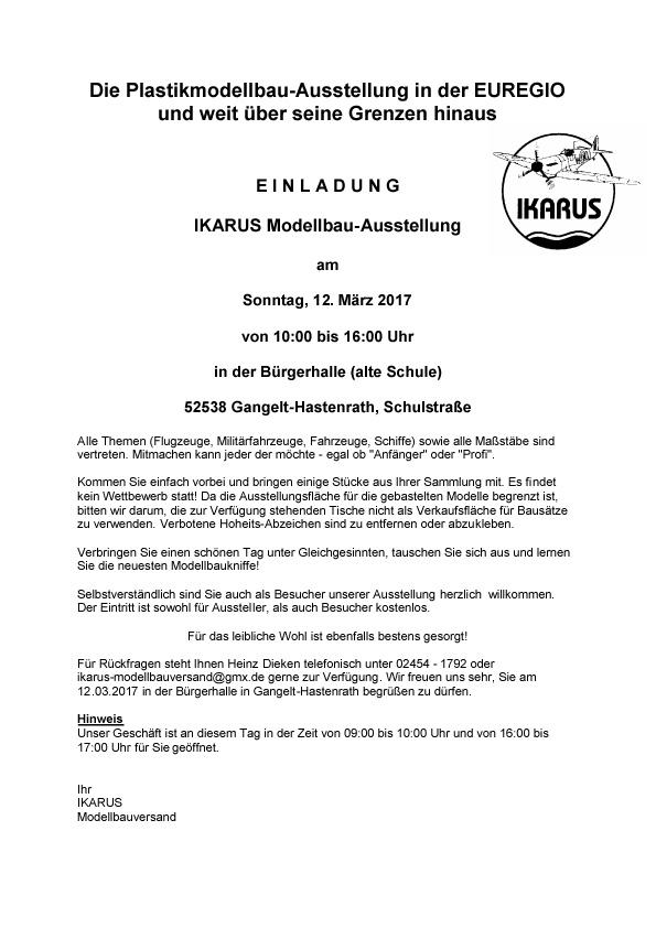 01_E-I-N-L-A-D-U-N-G-2017-Kopie IKARUS Modellbauausstellung am 12. März 2017