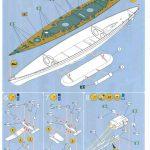 12_Bauanleitung_12-150x150 Bismarck Platinum Edition von Revell 1:350