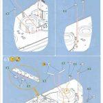 21_Bauanleitung_21-150x150 Bismarck Platinum Edition von Revell 1:350