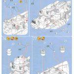 24_Bauanleitung_24-150x150 Bismarck Platinum Edition von Revell 1:350