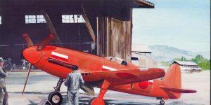 """Kawasaki Ki-78 """"Ken"""" von AZ Model 1:72 ( 7302 )"""