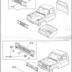 Anleitung-08-150x150 GMC Pickup with Snow Plow 1:24 Revell USA (#7222)