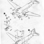 ArsenalM-227700011-C-47-IAF-13-150x150 Douglas C-47 Israelische Luftwaffe (ArsenaM 227700011) im Maßstab 1:87