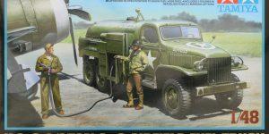 U.S. 2 1/2TON 6×6 Airfield Fuel Truck 1:48 Tamiya (32579)