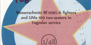 Delta One decals: Yugoslav G-6´s im Maßstab 1:48