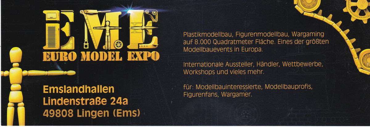 EME-Lingen-2017-Querformat Die Euro Model Expo in Lingen 25./26. März