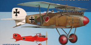 Albatros D.III und ZOOM PE-Set – 1/48 – Eduard Weekend Edition — #8438 und #FE793