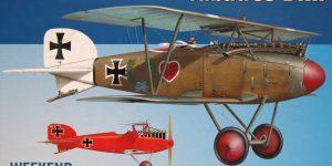 Albatros D.III und ZOOM PE-Set – 1/48 – Eduard Weekend Edition — #8438 und #FE793