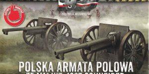 polnische 75mm Feldkanone Schneider wz. 1897 First to Fight 1:72