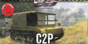 polnischer Artillerieschlepper C2P von First to Fight (1:72)
