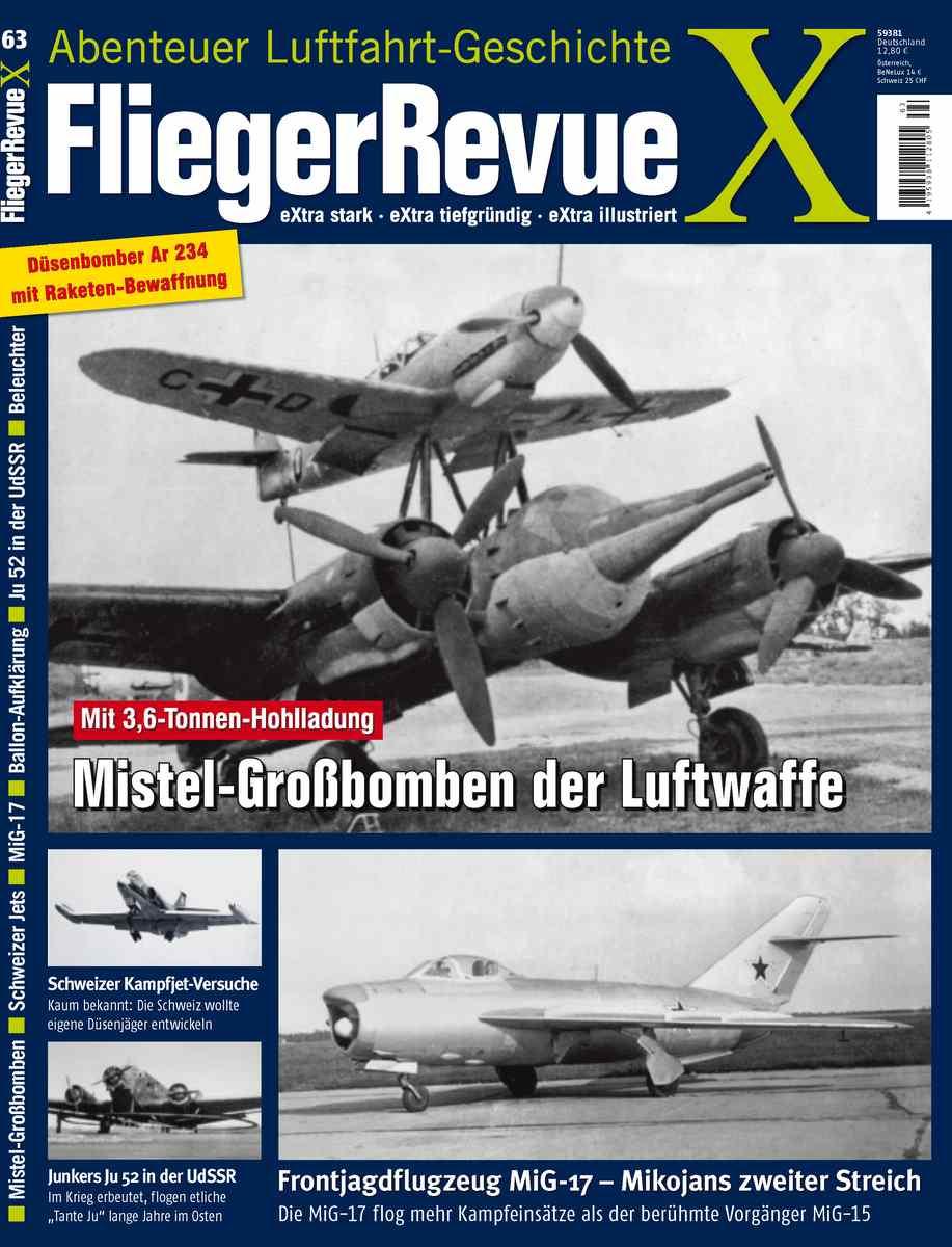 FliegerRevueX-Nr.-63-Cover FliegerRevue X Nr. 63