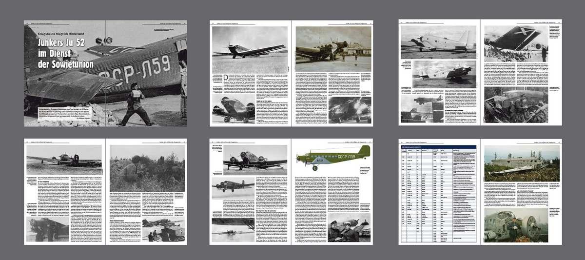 FliegerRevueX-Nr.63-Ju52inderUdSSR FliegerRevue X Nr. 63