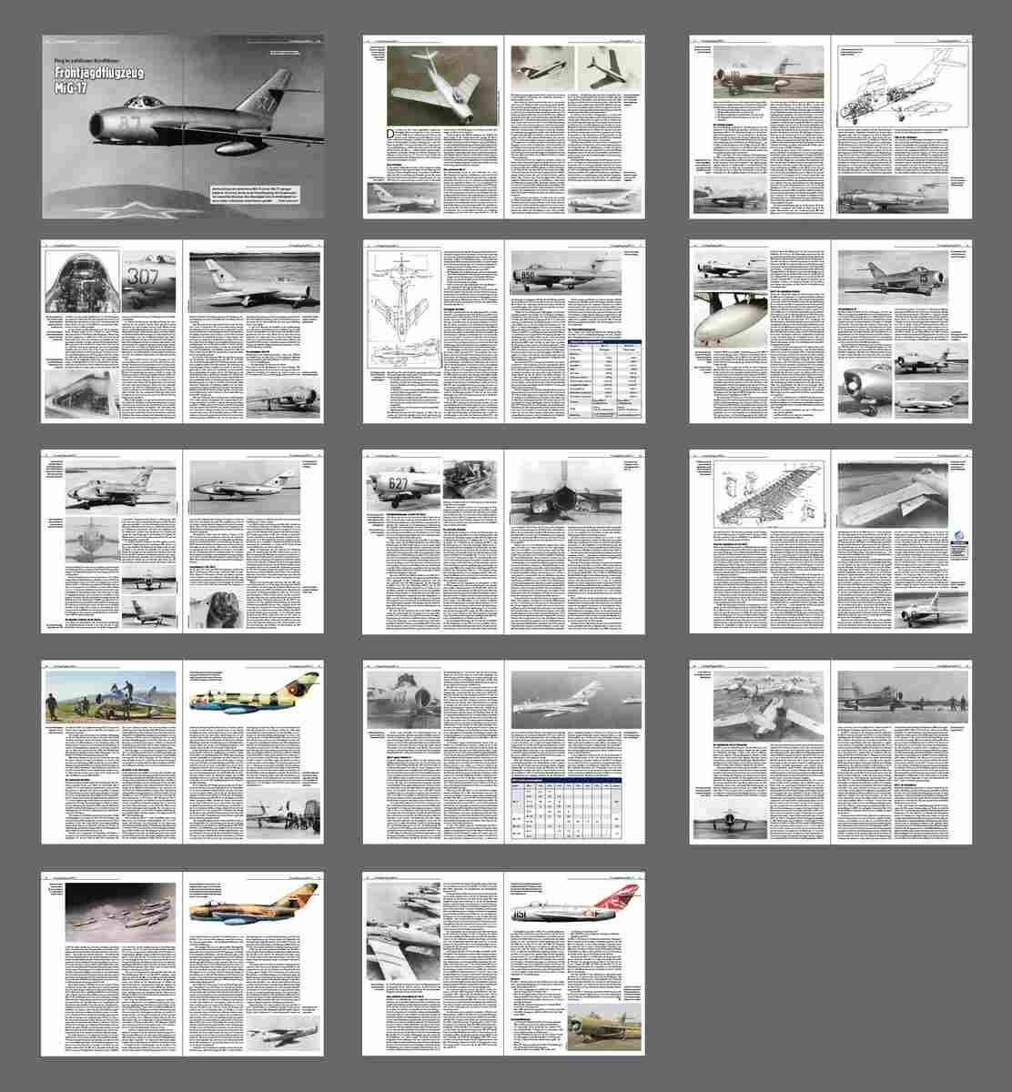 FliegerRevueX-Nr.63-MiG17 FliegerRevue X Nr. 63