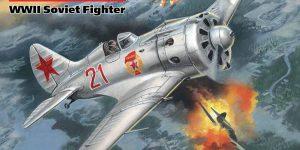 Polikarpov I-16 Typ 24 in 1:48 von ICM (#48097)
