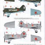 ICM-48097-Polikarpov-I-16-Typ-24-23-1-150x150 Polikarpov I-16 Typ 24 in 1:48 von ICM (#48097)