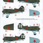 ICM-48097-Polikarpov-I-16-Typ-24-5-1-150x150 Polikarpov I-16 Typ 24 in 1:48 von ICM (#48097)
