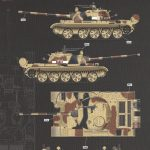 Mark-07-150x150 T-54B Russian Medium Tank Late Type Takom 2055 (1:35)