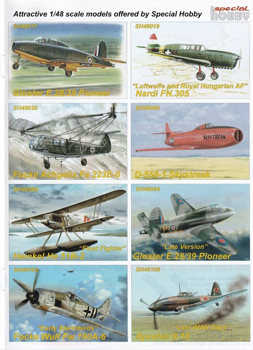 Special-Hobby-SH-48175-Heinekl-he-178-V-1-21 Heinkel He 178 V-1 von Special Hobby in 1:48