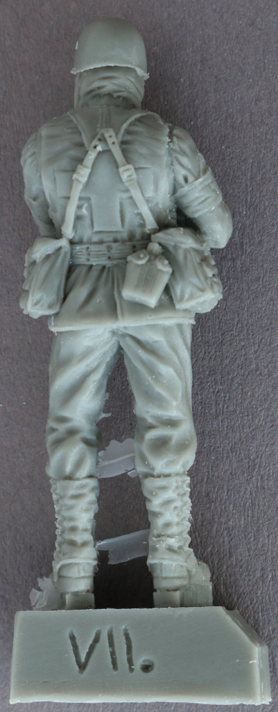 1-1 U.S. Soldiers, WWII Orderlies plus model 160 (1:35)
