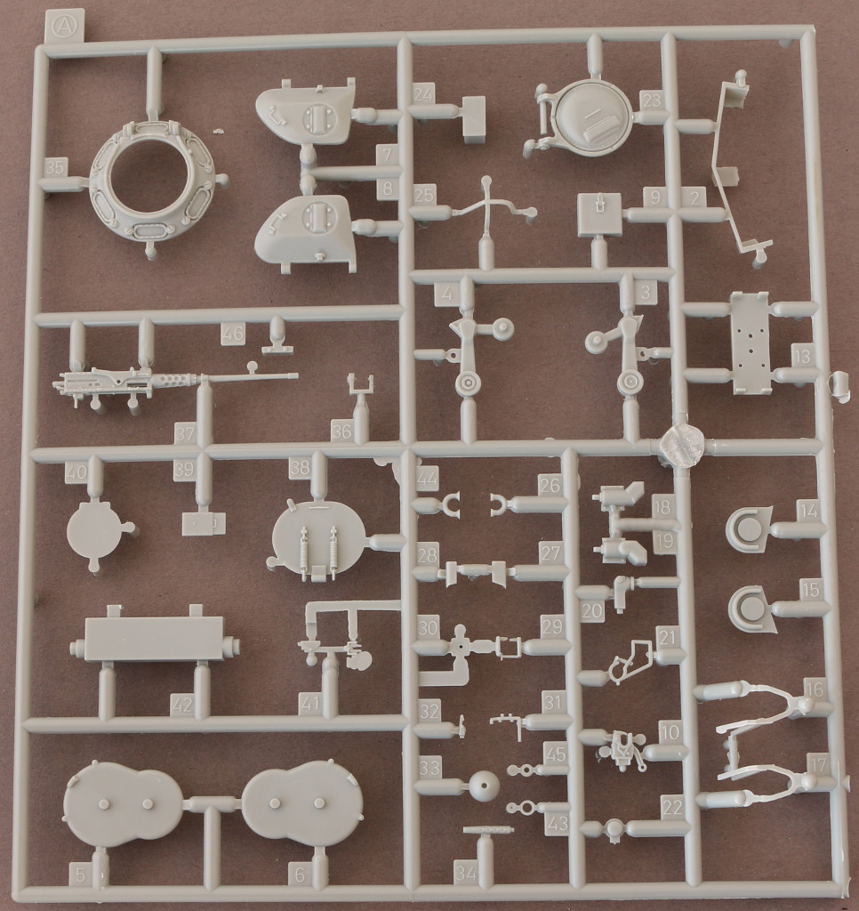 A M46 Patton Cyber Hobby Super Value Pack 47 (1:35)