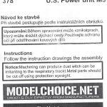 A1-150x150 U.S. Power Unit M5 plus model 378 (1:35)