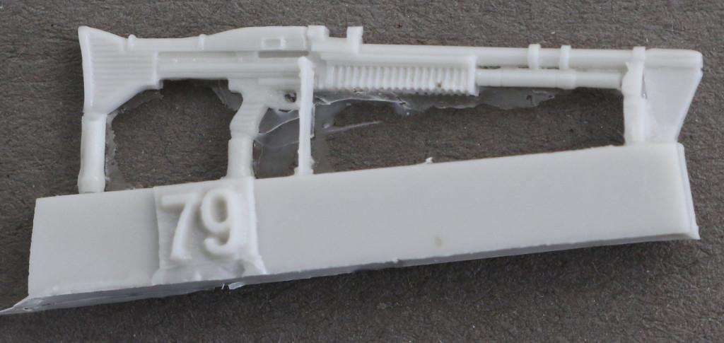 AAA U.S. Weapons Vietnam plus model 316 (1:35)