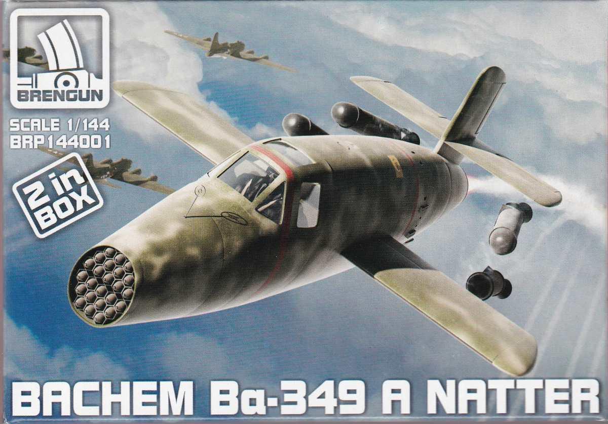 Brengun-BRP-144001-Bachem-Ba-349A-Natter-1zu144-4 Bachem Ba 349 Natter in 1:144 von Brengun BRP 144001