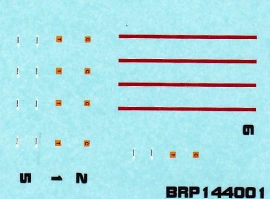 Brengun-BRP-144001-Bachem-Ba-349A-Natter-1zu144-9 Bachem Ba 349 Natter in 1:144 von Brengun BRP 144001