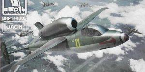 """Heinkel He 162A """"Salamander"""" von Brengun (1:144) BRP 144003"""