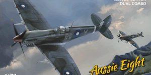 Aussie Eight (Spitfire Mk. VIII in Australian Service) von Eduard