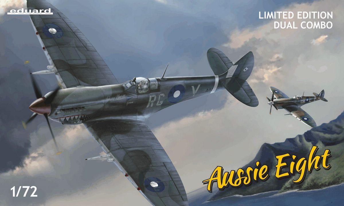 Eduard-2119-Spitfire-Mk.-VIII-Aussie-Eight-11 Aussie Eight (Spitfire Mk. VIII in Australian Service) von Eduard