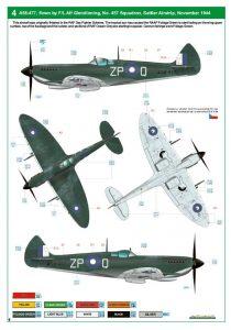 Eduard-2119-Spitfire-Mk.-VIII-Aussie-Eight-38-210x300 Eduard 2119 Spitfire Mk. VIII Aussie Eight (38)